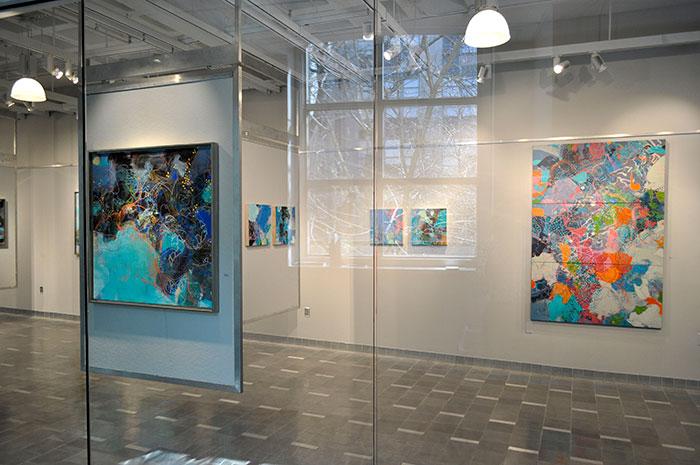 Mary Hughes | Installation Views